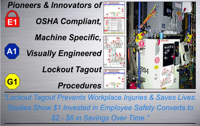 Lockout Tagout Services and Examples