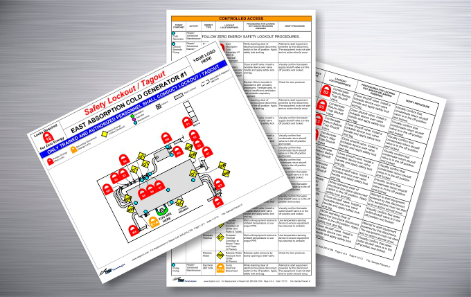 Controlled Access Lockout Tagout