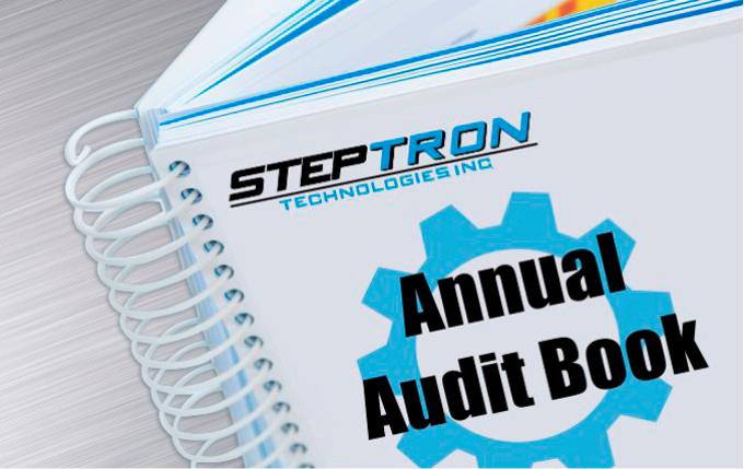 Lockout Tagout Audit Books