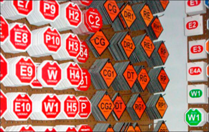 Lockout Tagout Tags